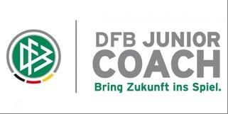 DFB Junior Coach Logo