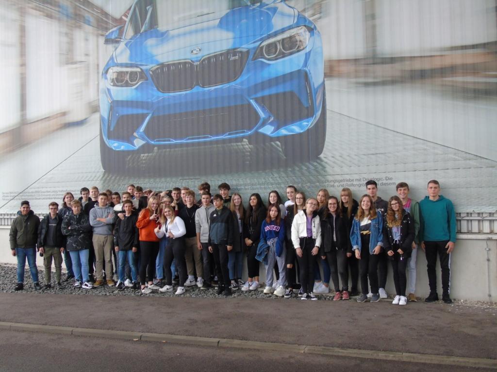 Blog - 201920 BMW Besuch Bild 1