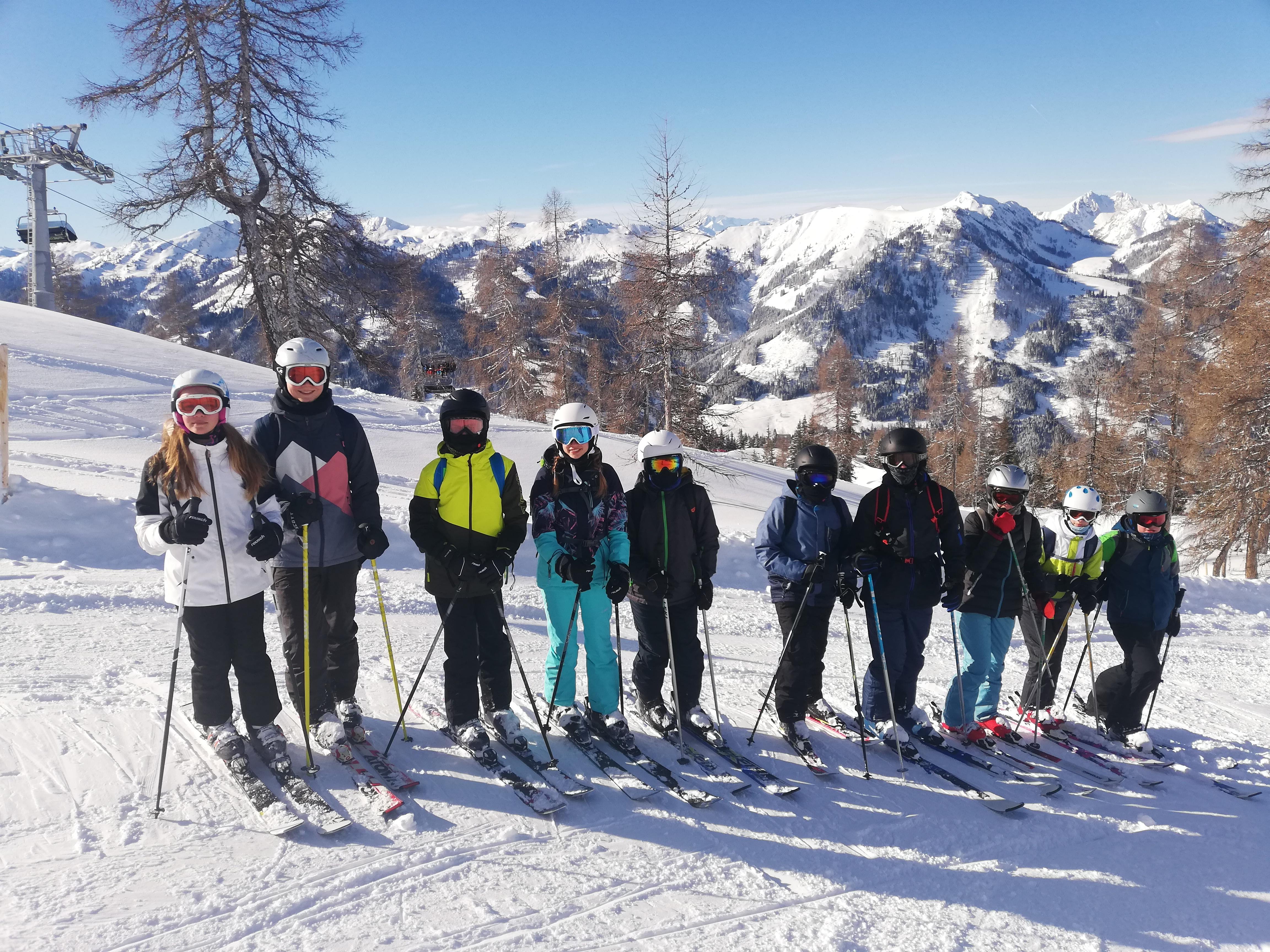Blog - 201920 Skikurs Radstadt I Bild 1