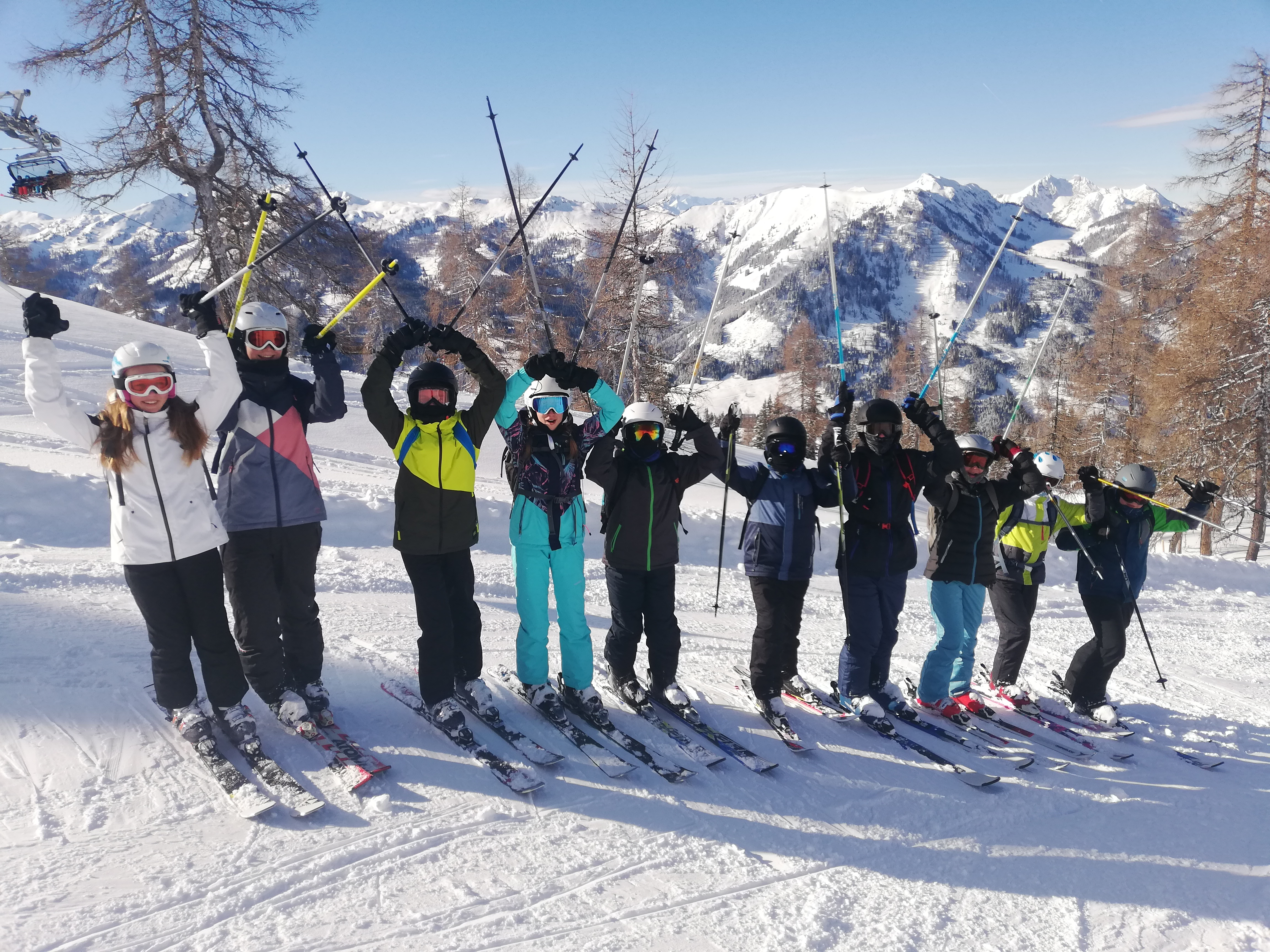 Blog - 201920 Skikurs Radstadt I Bild 2