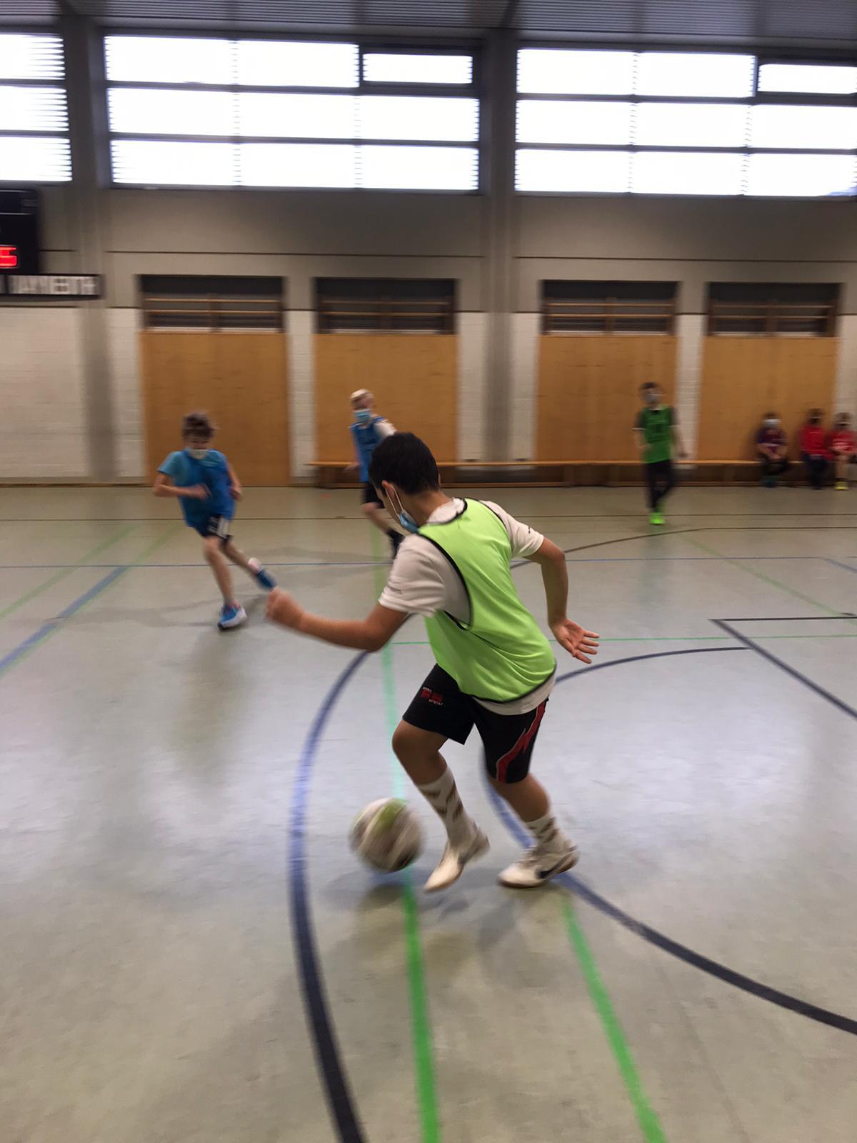 Blog - 2021 Fußballklasse Bild 1