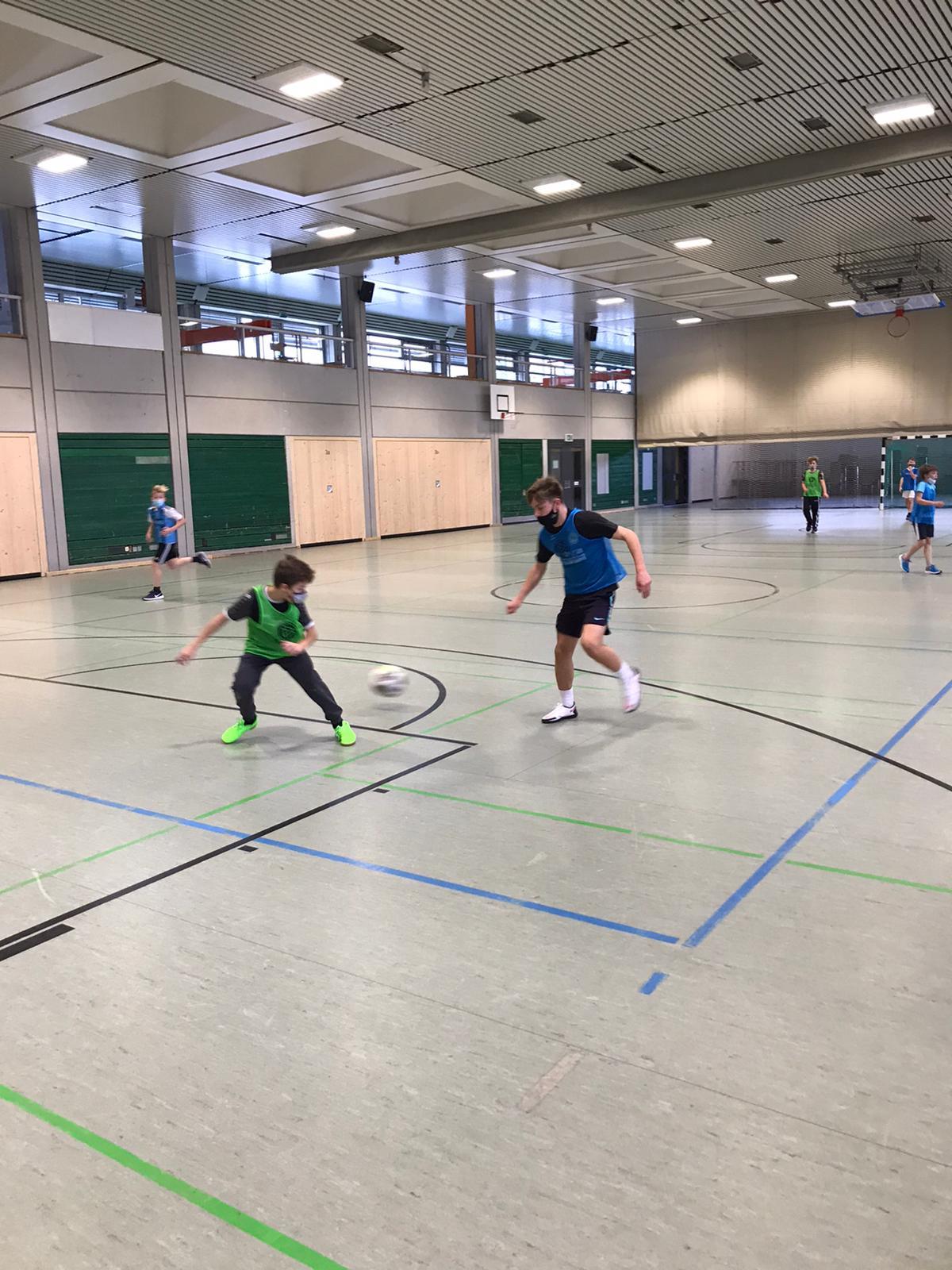 Blog - 2021 Fußballklasse Bild 2