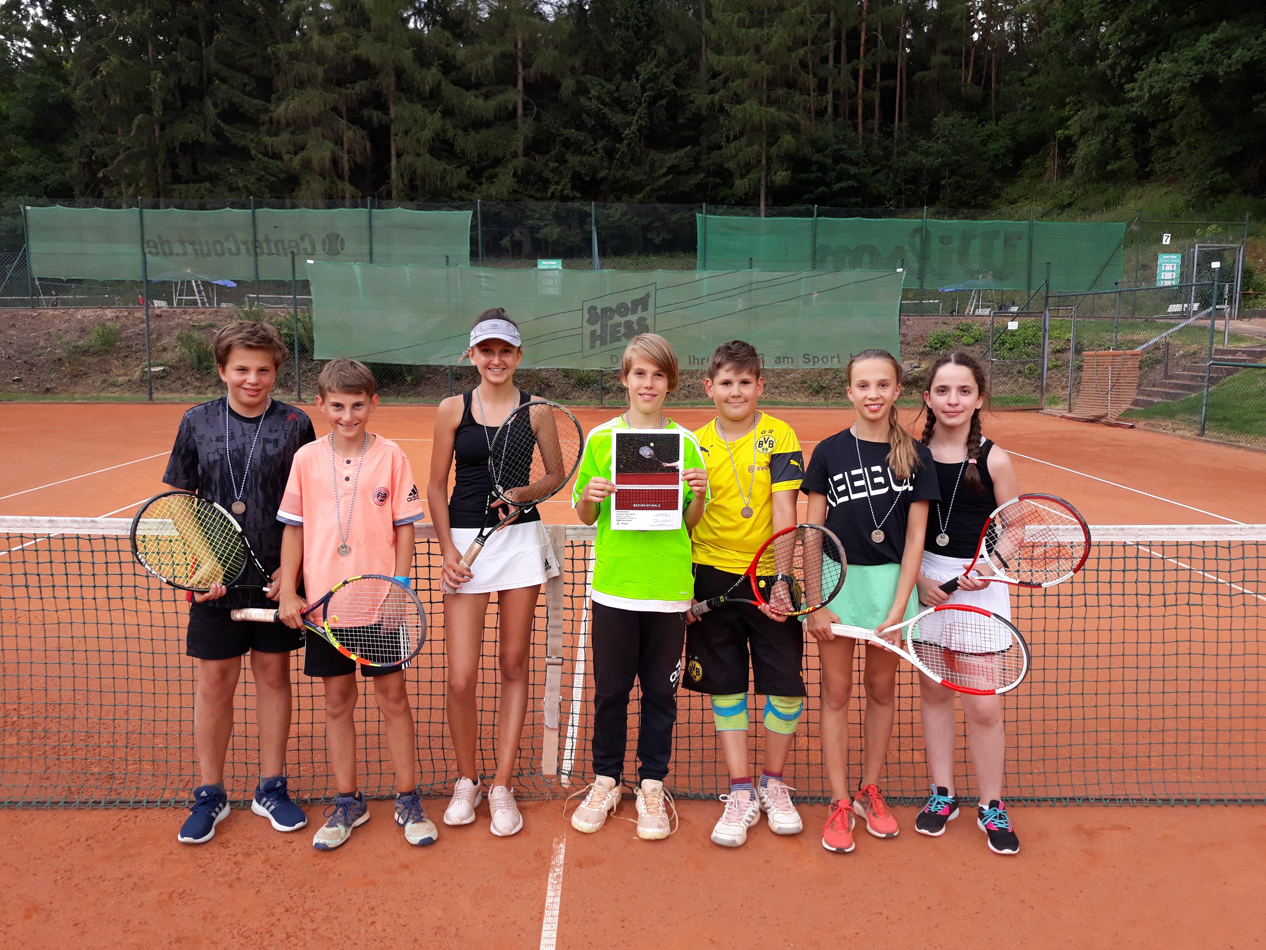 Das Besondere - Stützpunktschule Tennis 1 Bild 1