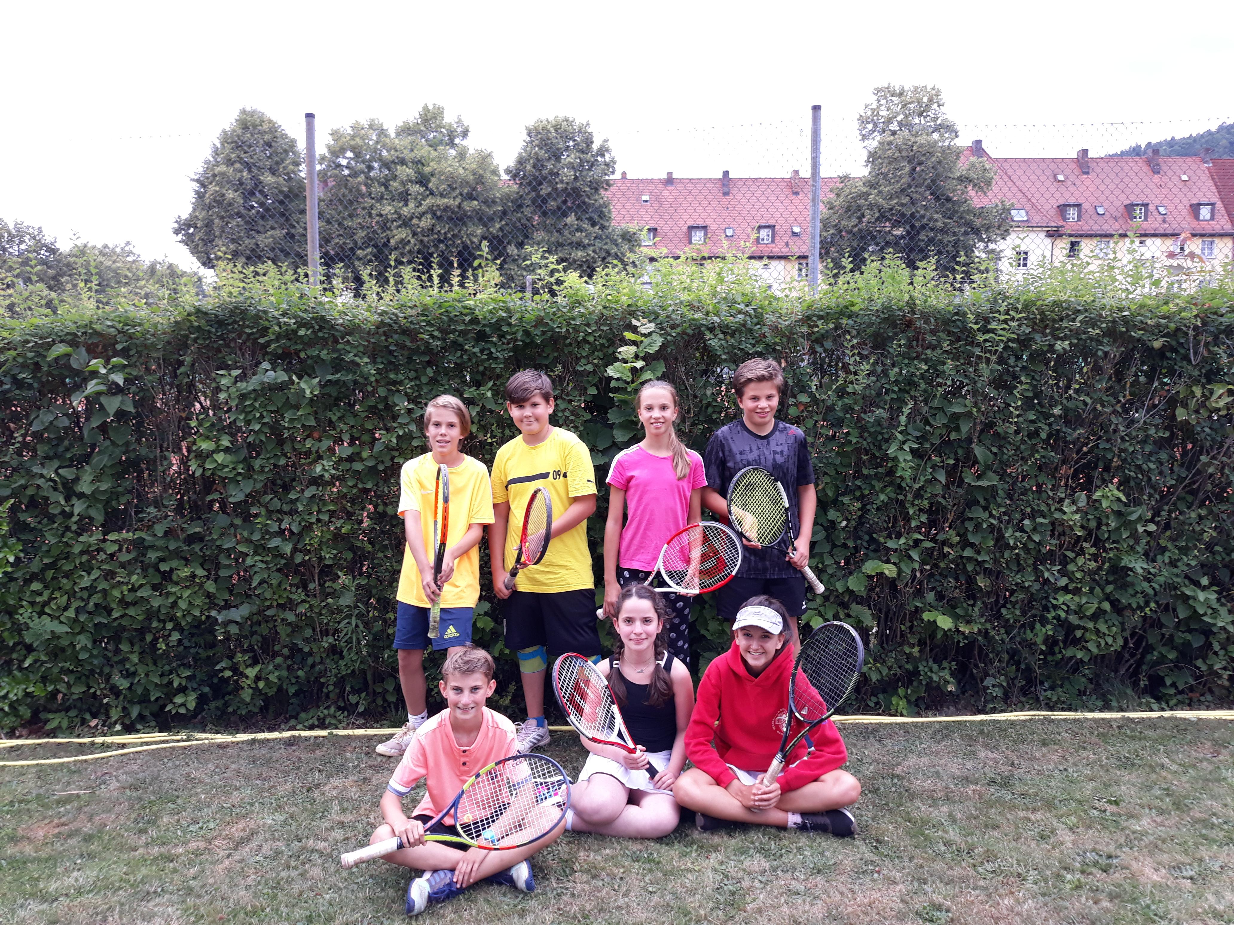 Das Besondere - Stützpunktschule Tennis 1 Bild 2