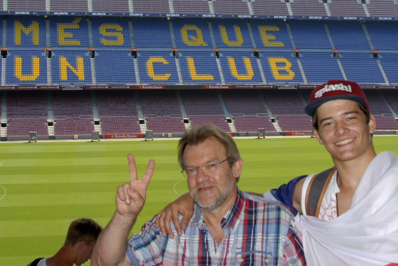 Fahrtenkonzept - Studienfahrt Barcelona Bild 4