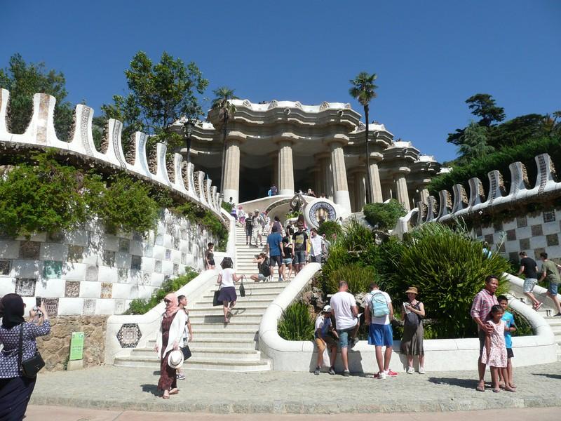 Fahrtenkonzept - Studienfahrt Barcelona Bild 7