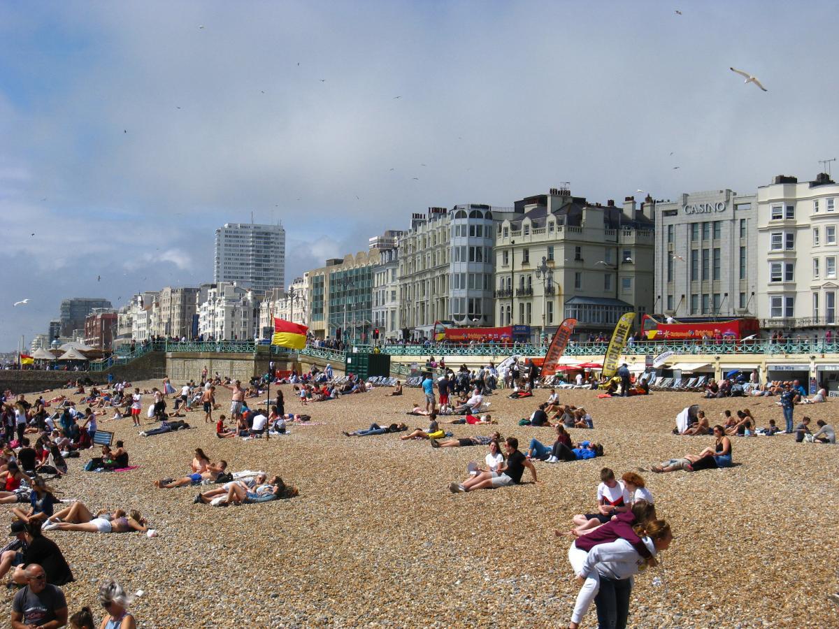 Fahrtenkonzept - Studienfahrt Brighton Bild 2