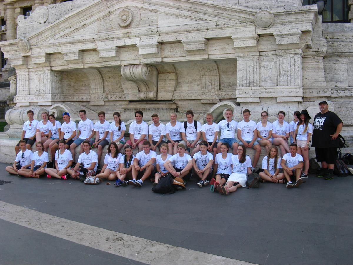 Fahrtenkonzept - Studienfahrt Rom Bild 3