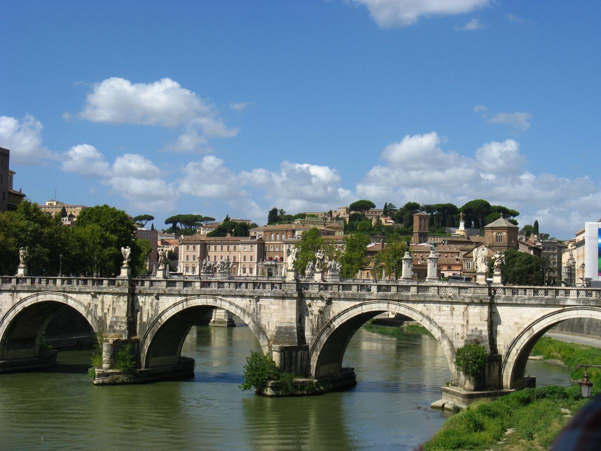 Fahrtenkonzept - Studienfahrt Rom Bild 4