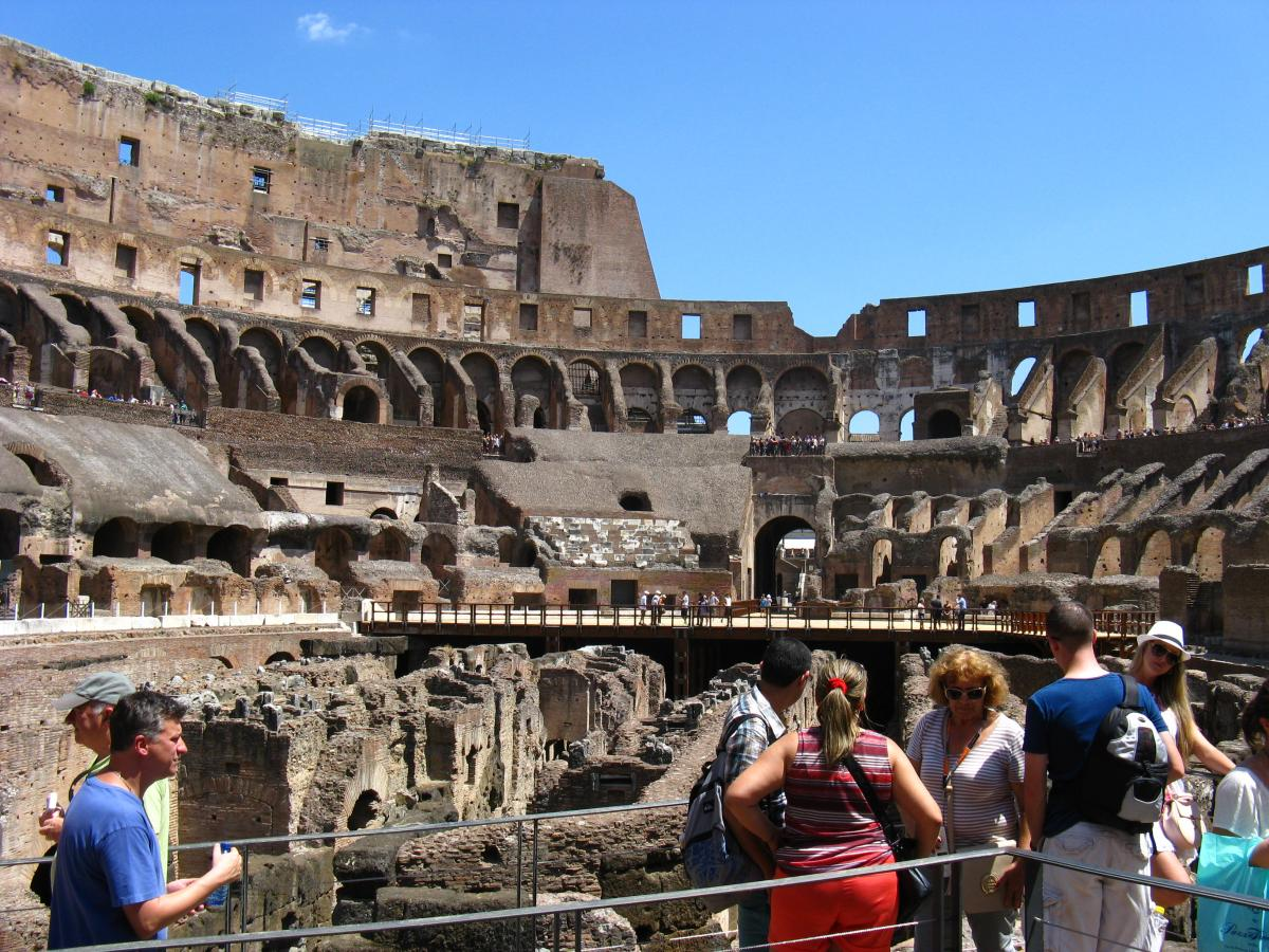 Fahrtenkonzept - Studienfahrt Rom Bild 5