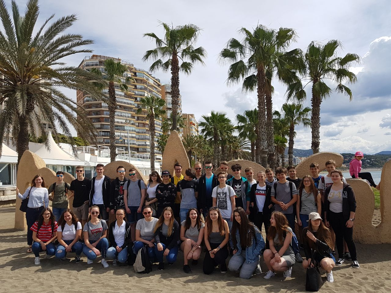 Schüleraustausch Spanien Bild 2