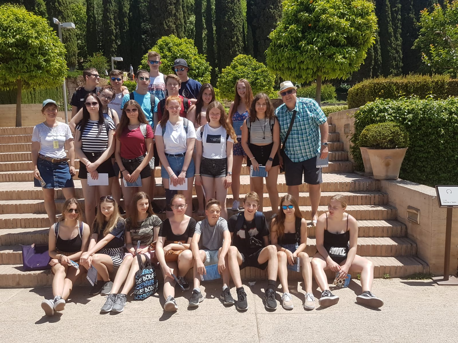 Schüleraustausch Spanien Bild 5