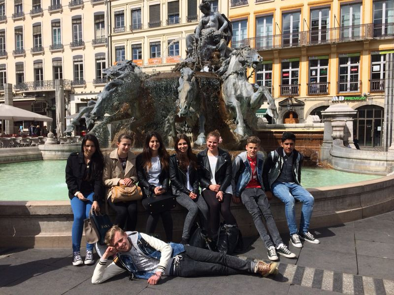 Schulprofil - Schüleraustausch Frankreich (quer) Bild 6