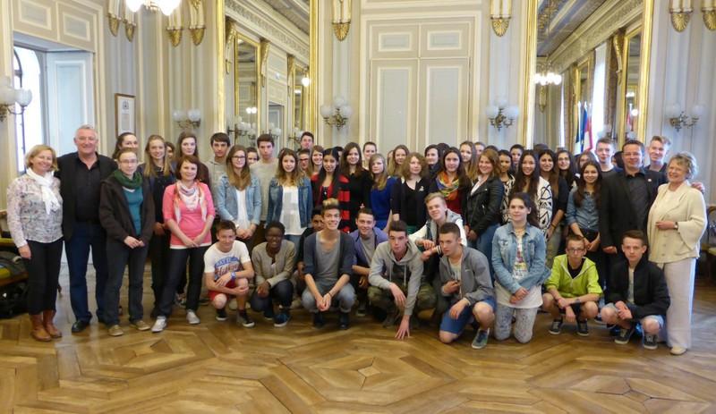 Schulprofil - Schüleraustausch Frankreich (quer) Bild 7